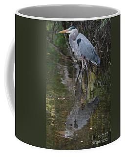Blue 1212 Coffee Mug by Deborah Benoit