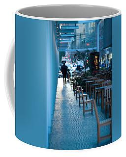 Blue Afternoon San Francisco Coffee Mug