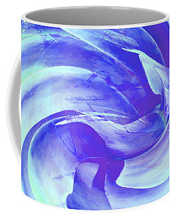 Blue Agave Swirl Coffee Mug