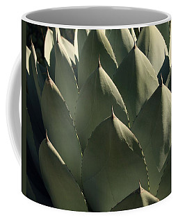 Blue Aloe Coffee Mug