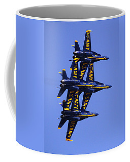 Blue Angels II Coffee Mug