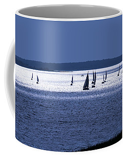 The Blue Armada Coffee Mug
