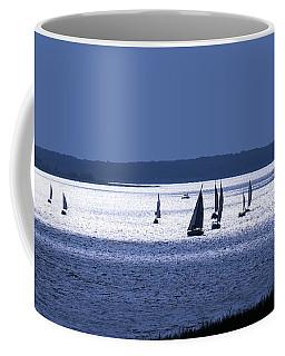 Blue Armada II Coffee Mug