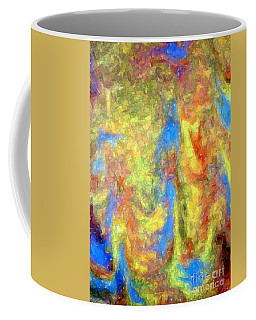 Blue Ascension Coffee Mug