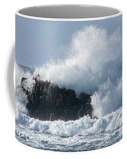 Blue Bay Breaker Coffee Mug