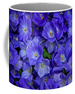Blue Bells Carpet. Amsterdam Floral Market Coffee Mug