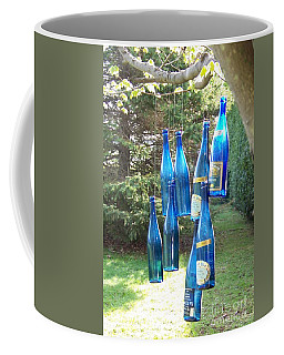 Blue Bottle Tree Coffee Mug