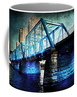 Blue Bridge Coffee Mug