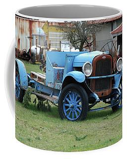 Blue Chevy  Coffee Mug