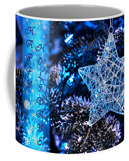 Blue Christmas II Coffee Mug