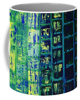 Blue City 2 Coffee Mug