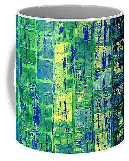 Blue City Coffee Mug