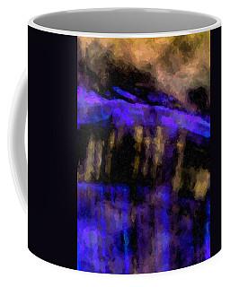 Blue Cliff Coffee Mug