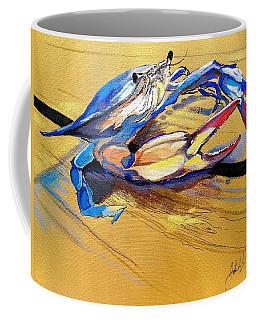 Blue Crabbie  Coffee Mug
