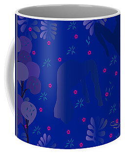 Blue Dance - Limited Edition  Of 30 Coffee Mug