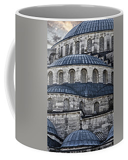 Blue Dawn Blue Mosque Coffee Mug