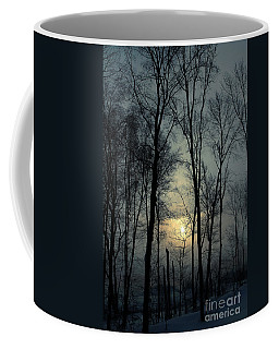 Blue Daybreak Coffee Mug