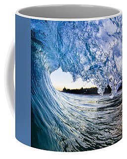 Blue Envelope  -  Part 2 Of 3 Coffee Mug
