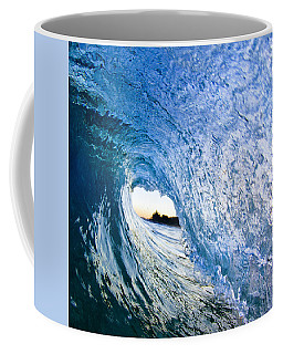 Blue Envelope  -  Part 3 Of 3 Coffee Mug