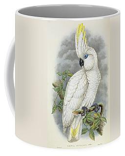 Blue-eyed Cockatoo Coffee Mug