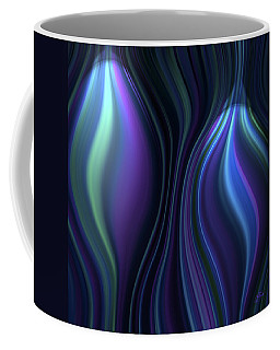 Blue Globes Coffee Mug