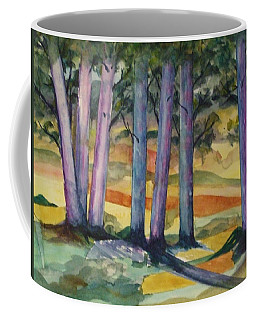 Blue Grove Coffee Mug