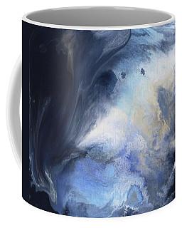 Blue Heavens Coffee Mug by Jamie Frier