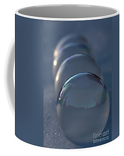 Blue Hour Frozen Bubbles Coffee Mug