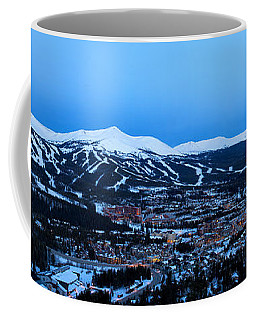 Blue Hour In Breckenridge Coffee Mug