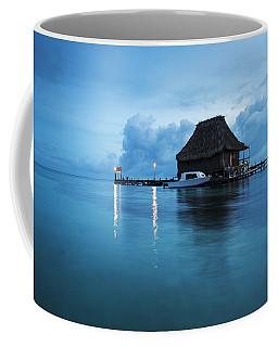 Blue Hour Landscape Coffee Mug