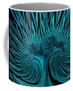 Blue Hydra Coffee Mug