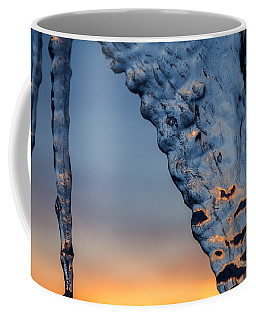 Blue Ice Coffee Mug