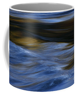 Coffee Mug featuring the photograph Blue Georgia Impressions by John F Tsumas