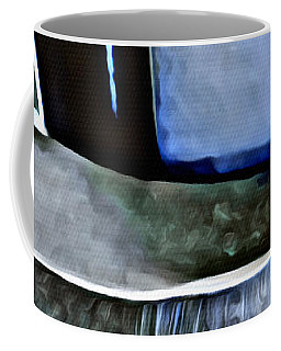 Blue Iron Coffee Mug