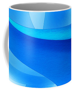 Blue Is Beautiful Coffee Mug