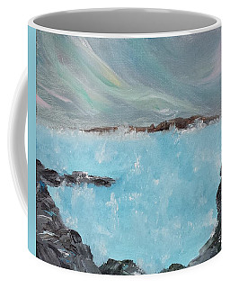 Blue Lagoon Iceland Coffee Mug