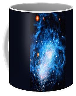 Blue Magellan Coffee Mug