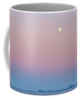 Blue Moon  Coffee Mug by Deborah Lacoste