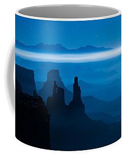 Blue Moon Mesa Coffee Mug
