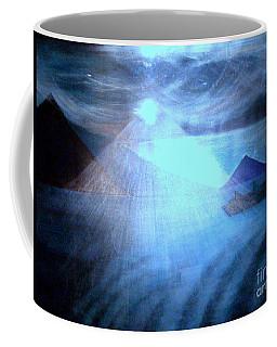 Blue Moon Sailing Coffee Mug