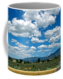 Blue Mountain Skies Coffee Mug