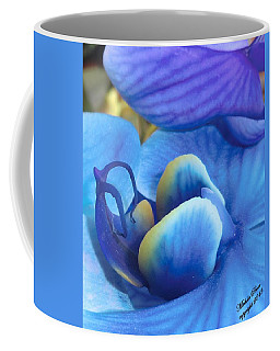 Blue Oasis 2  Coffee Mug