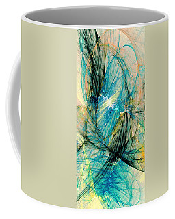 Blue Phoenix Coffee Mug