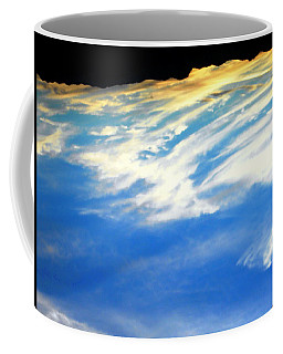 Blue Planet Coffee Mug
