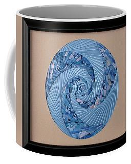 Blue Pool Coffee Mug