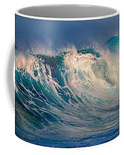Blue Power. Indian Ocean Coffee Mug