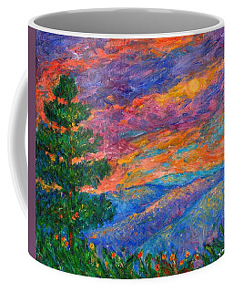 Blue Ridge Jewels Coffee Mug by Kendall Kessler
