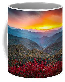 Blue Ridge Mountains Coffee Mugs