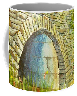 Blue Ridge Tunnel Coffee Mug