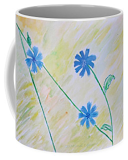 Blue Sailors Coffee Mug